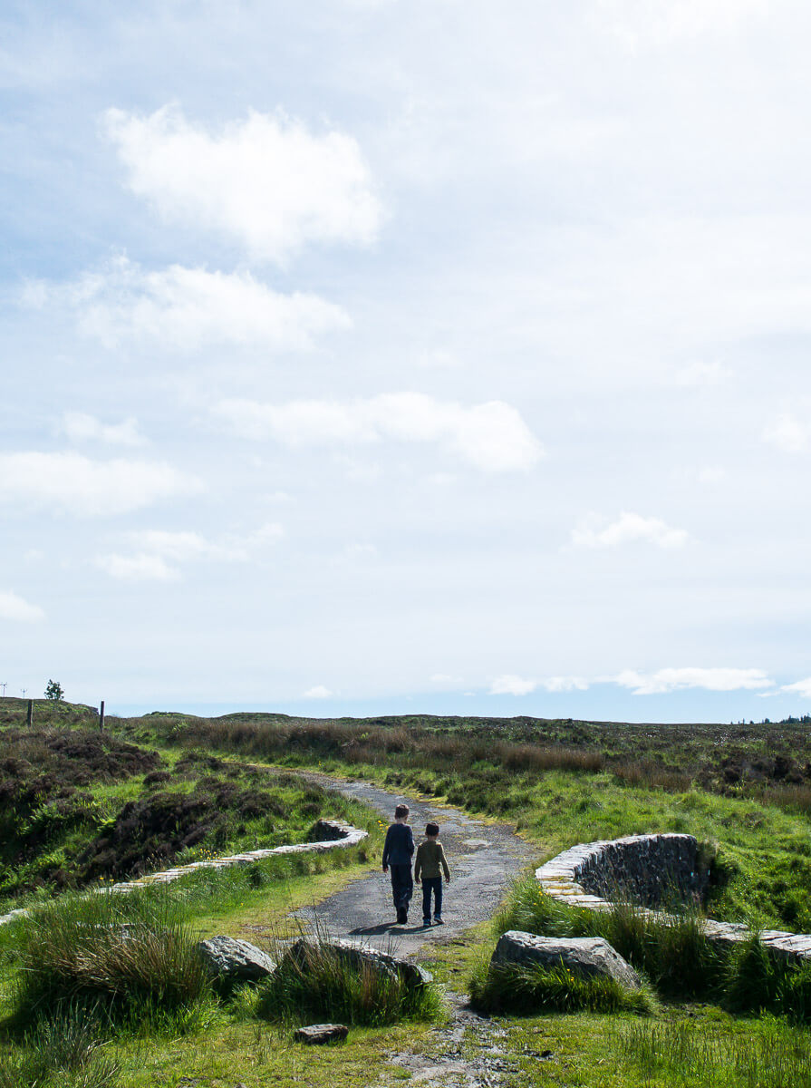 What to do on Isle of Skye with Kids