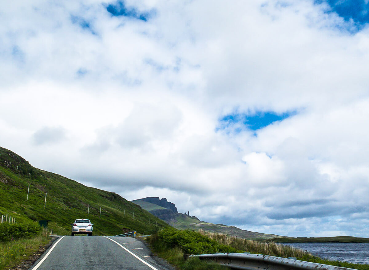 How to hike to the Old Man of Storr (with kids or without)