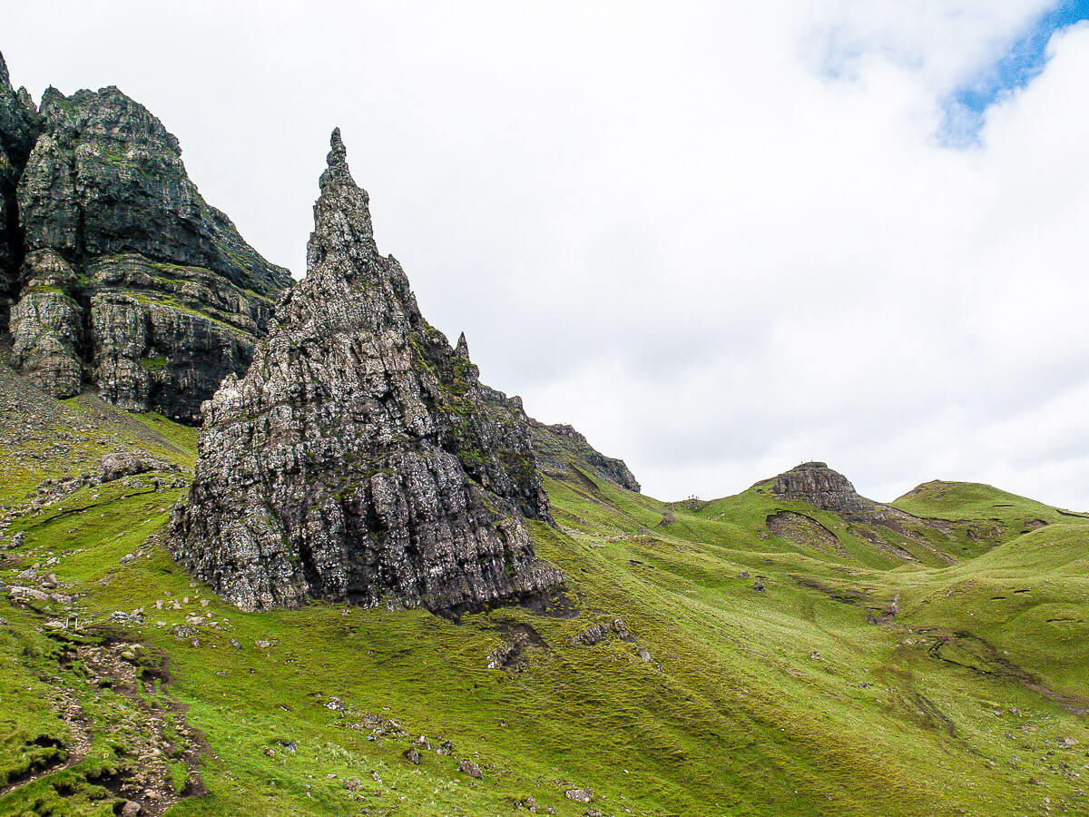 What do on Isle of Skye: Old Man of Storr hike