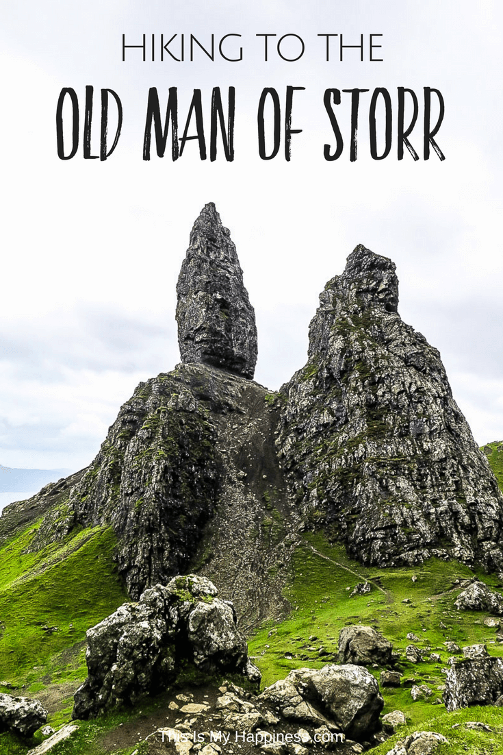 Tips for hiking to the Old Man of Storr, Isle of Skye
