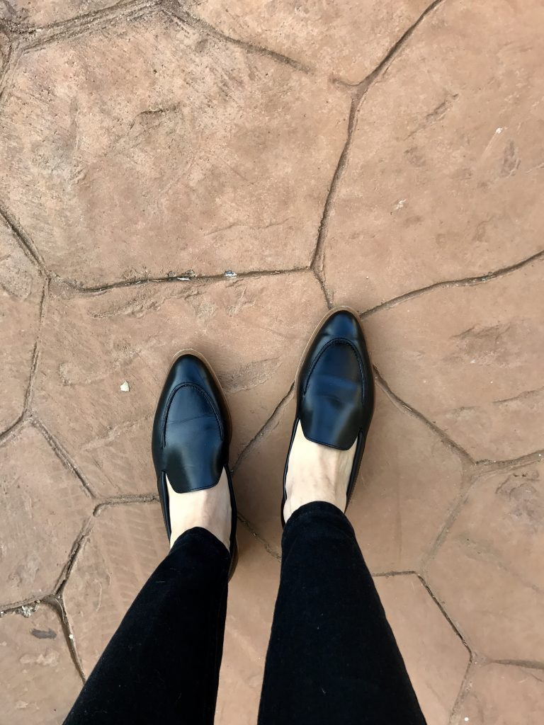 Review of Everlane Modern Loafer