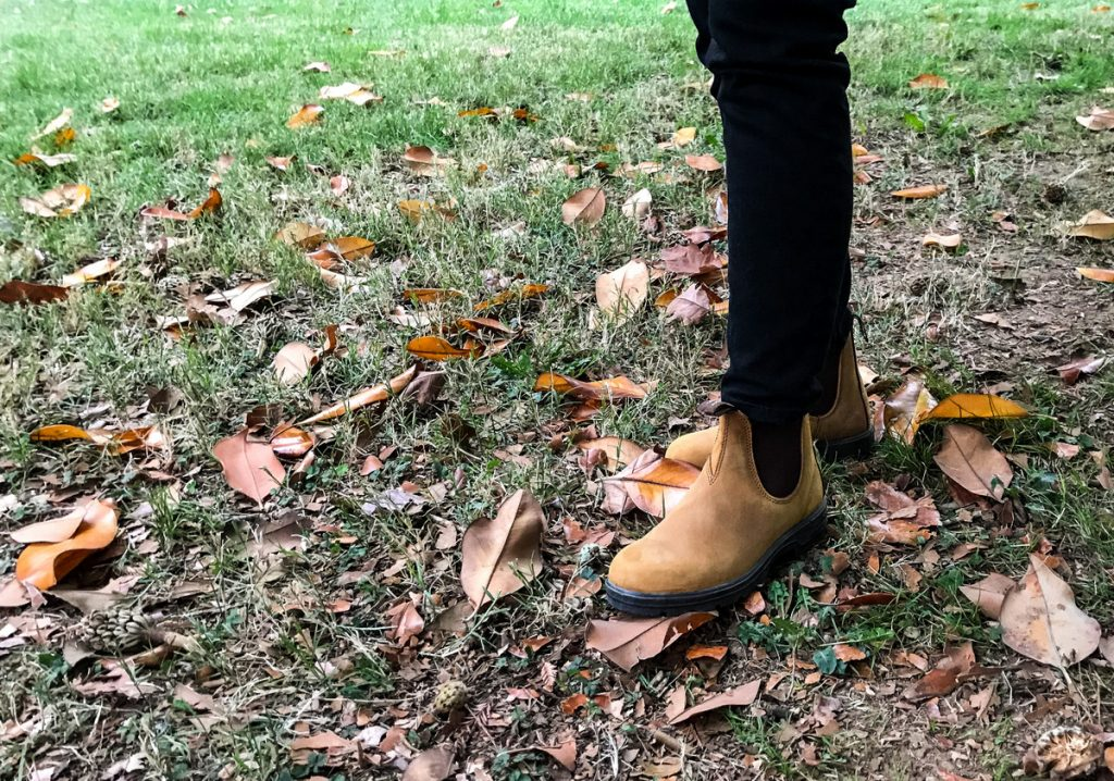 Fall boots for whole family