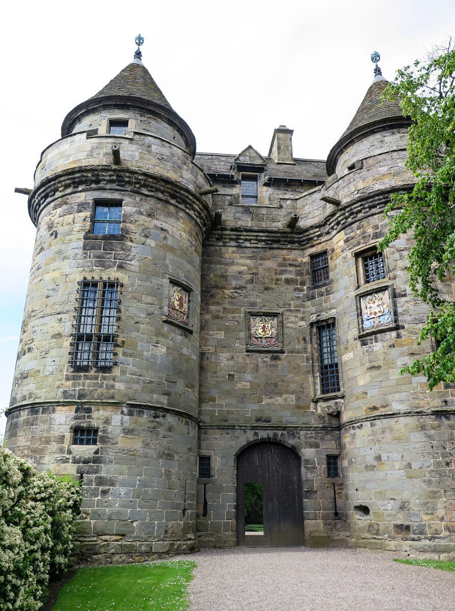 Family itinerary for Scotland: what to do in Falkland
