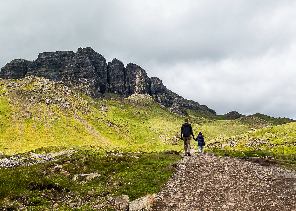 What to do in Scotland for 2 weeks with kids