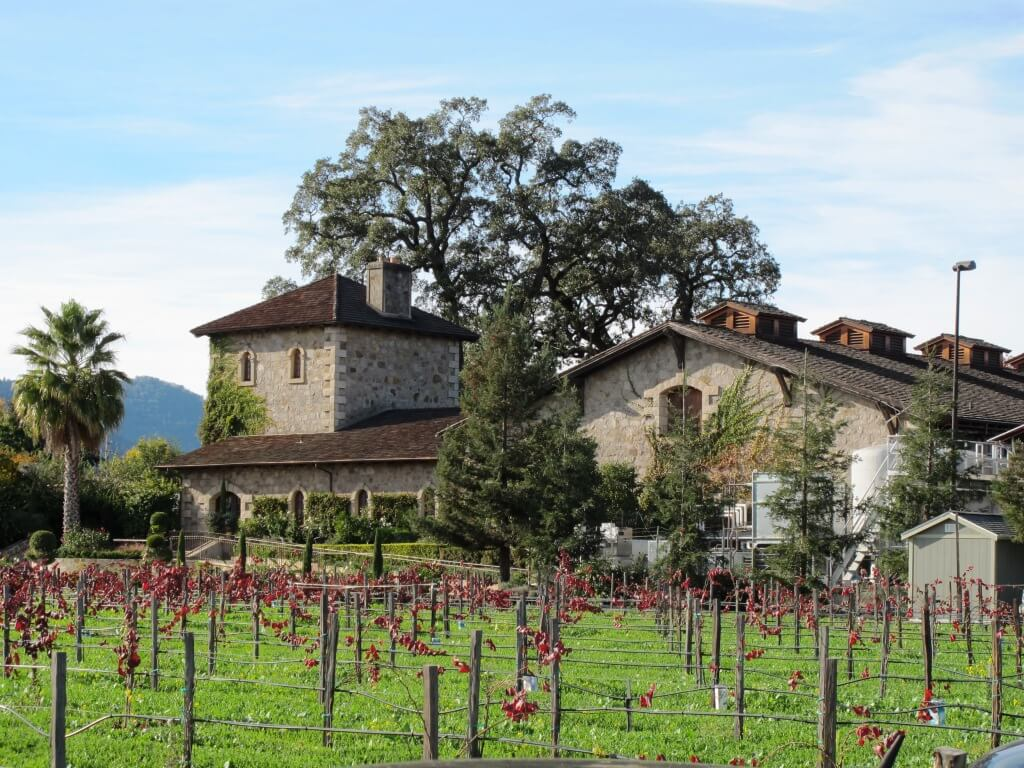 Easy Day Trip to Napa Valley