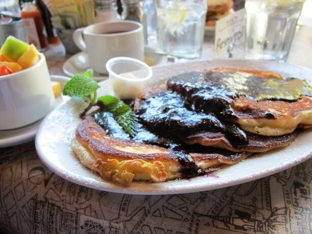 Napa breakfast