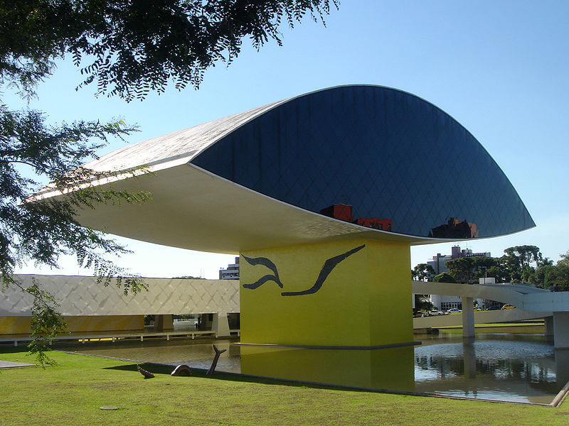 The Architecture of Oscar Niemeyer