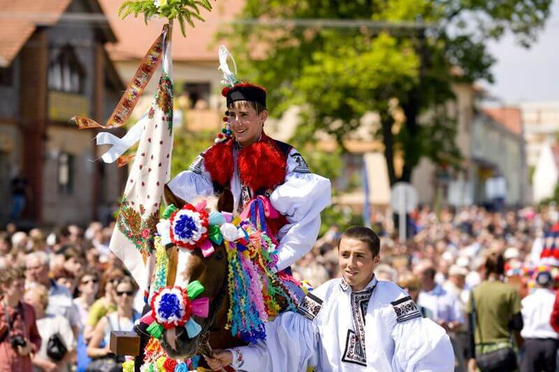 Moravia festival: Ride of the Kings