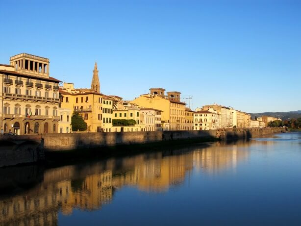 Art and Travel: A different view of Florence
