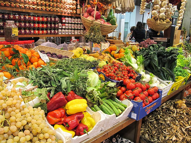 Mercato Centrale Florence: Farmers market in Florence