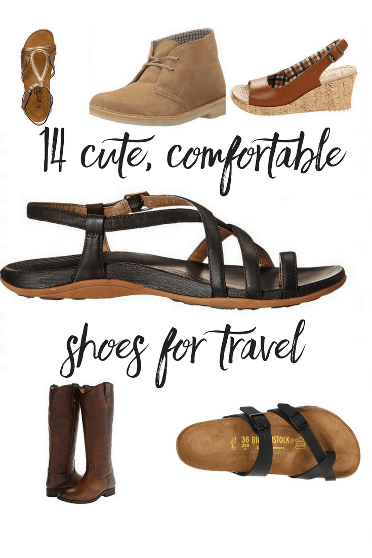 Great Travel Shoes: Cute & Comfortable Shoes for Traveling
