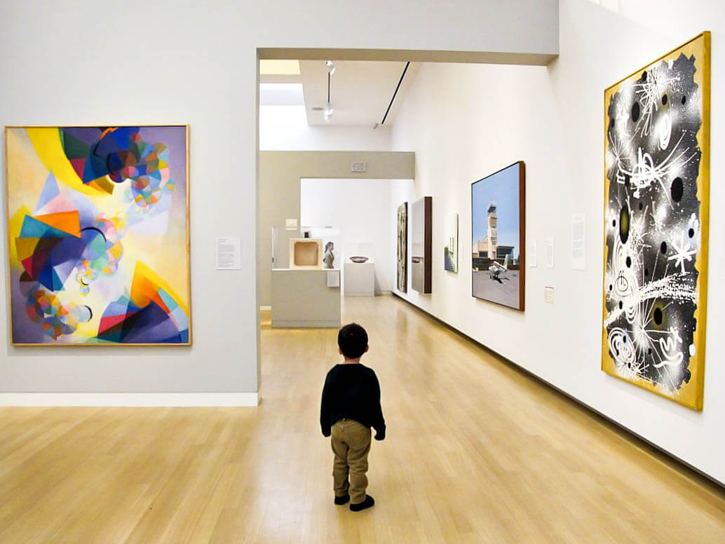 How To Get Kids Interested In Art