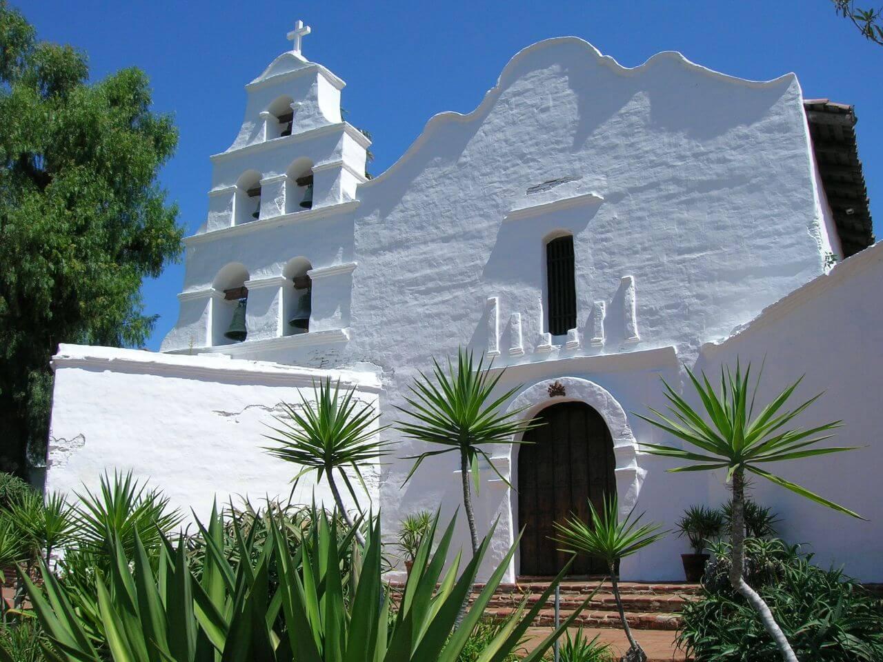 Historic Architecture In California