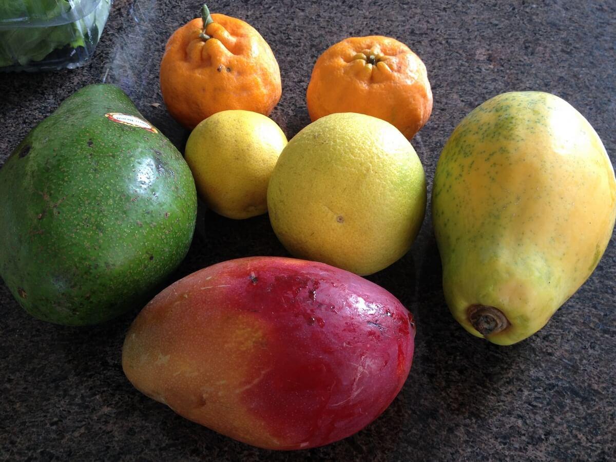 фрукты бразилии фото с названиями востребованность