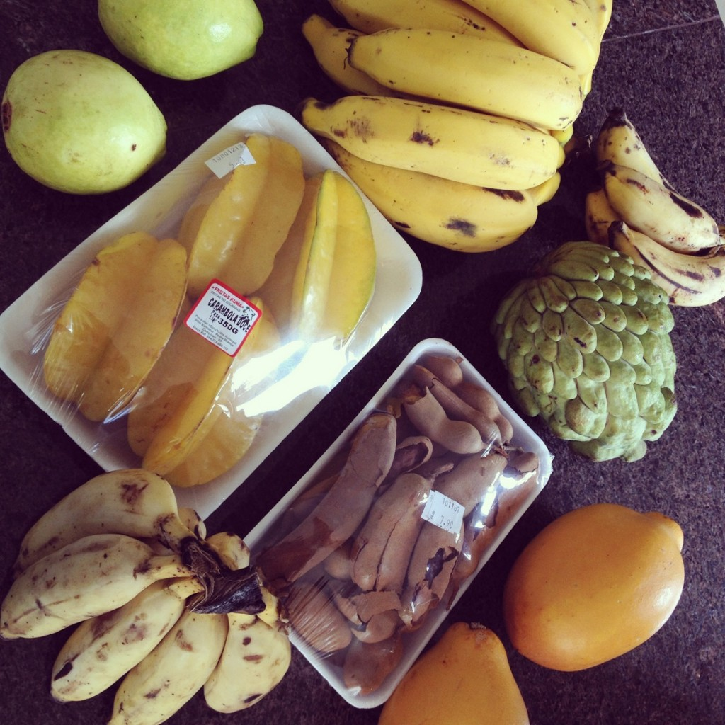 A Guide to the Fruit in Brazil | This Is My Happiness.com