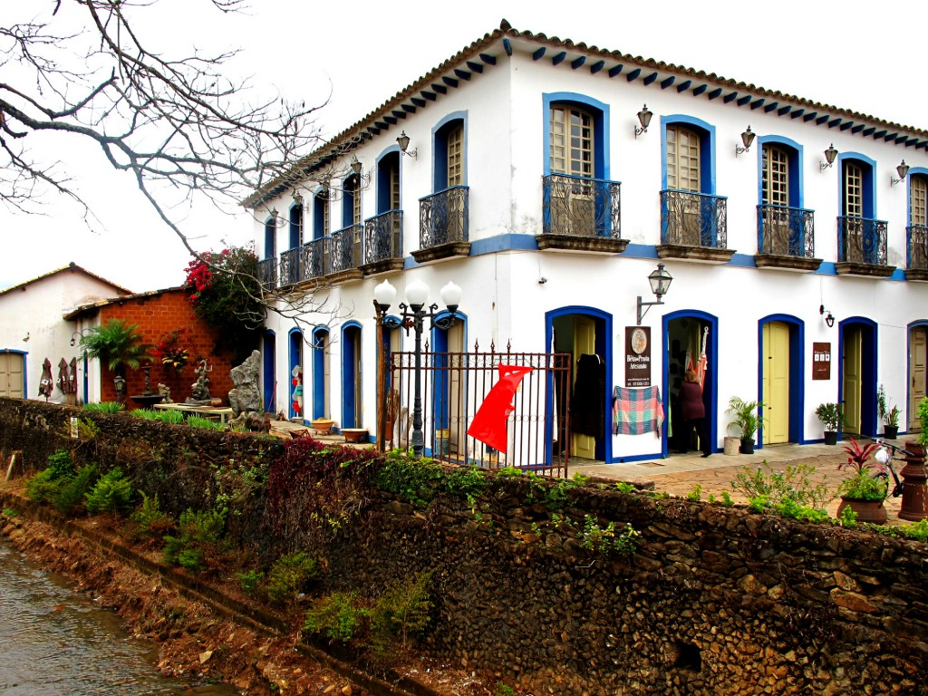 Tiradentes, the Cutest Town in Brazil?