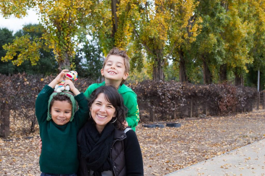 Creating Balance: On Life After Kids