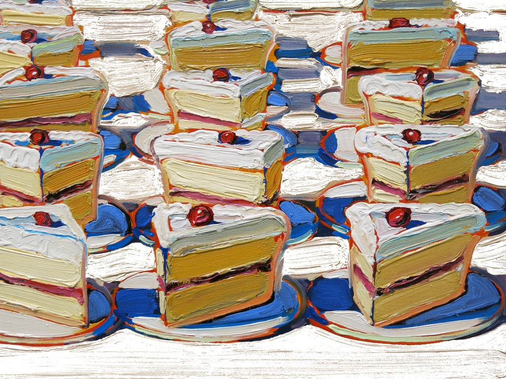 Northern California's Greatest Artist: Wayne Thiebaud
