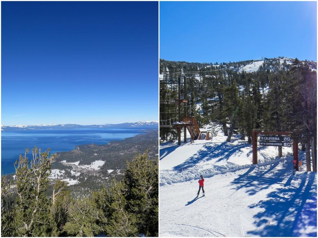 Cafe Blue Heavenly Lake Tahoe