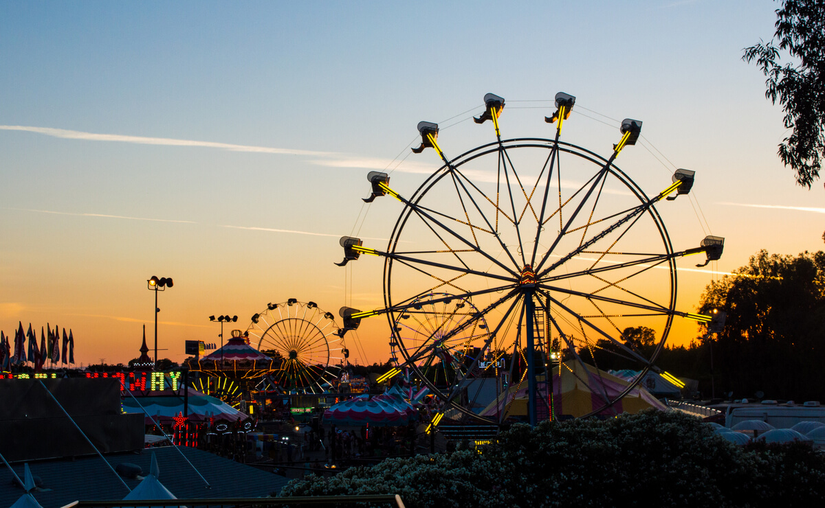 California State Fair photo