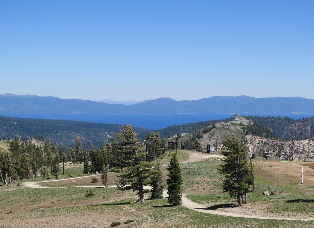 Squaw Valley hike