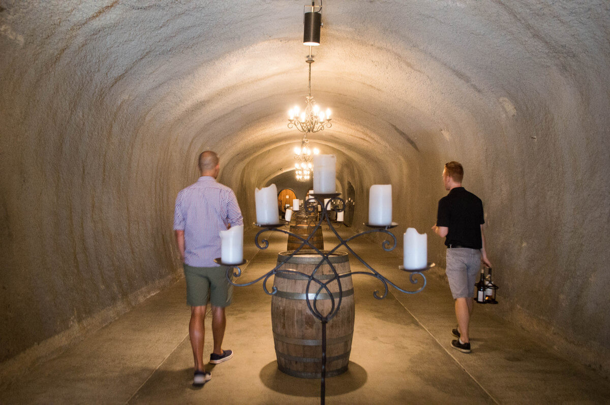 Winery Tour Livermore Valley