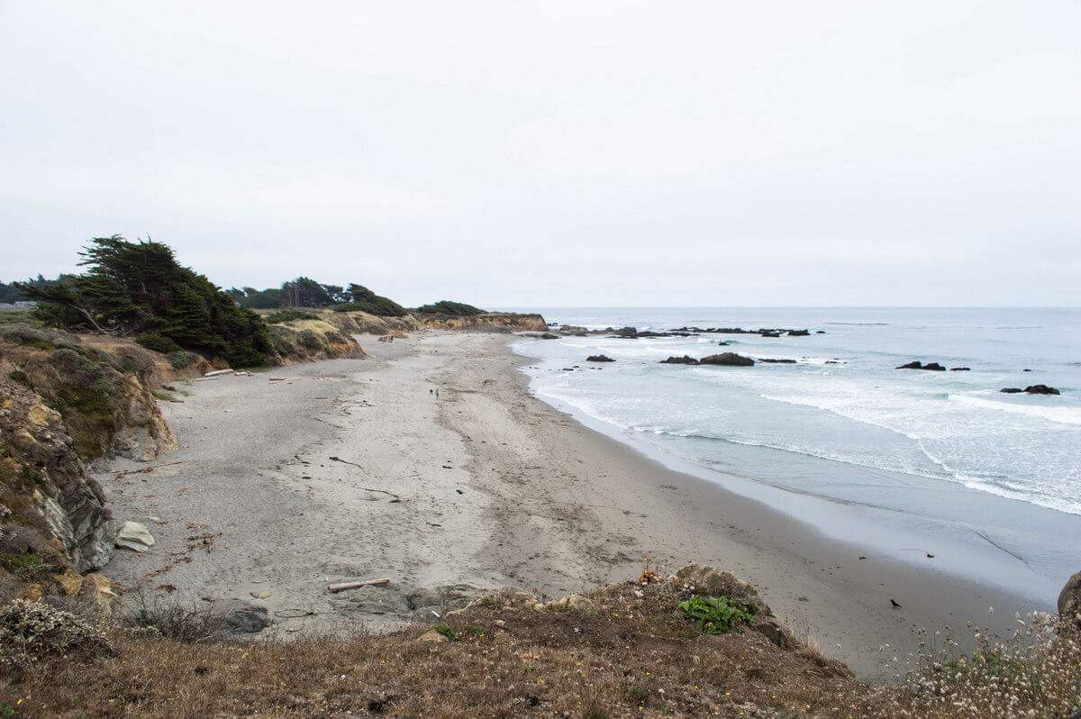 Walk on Beach, Sea Ranch