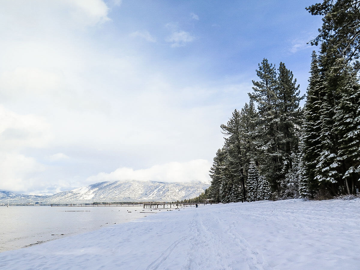 What to Pack for Lake Tahoe in Winter