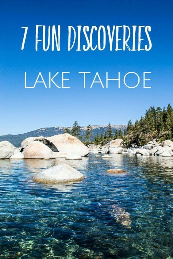 7 Travel Tips for North Lake Tahoe