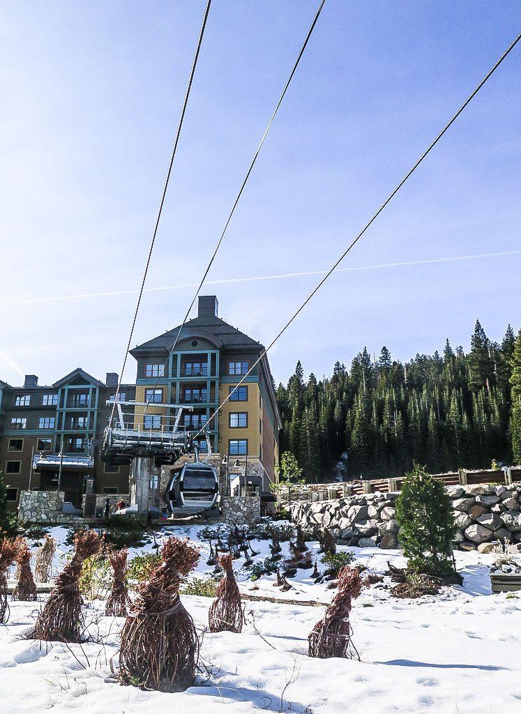 Free gondola ride Lake Tahoe