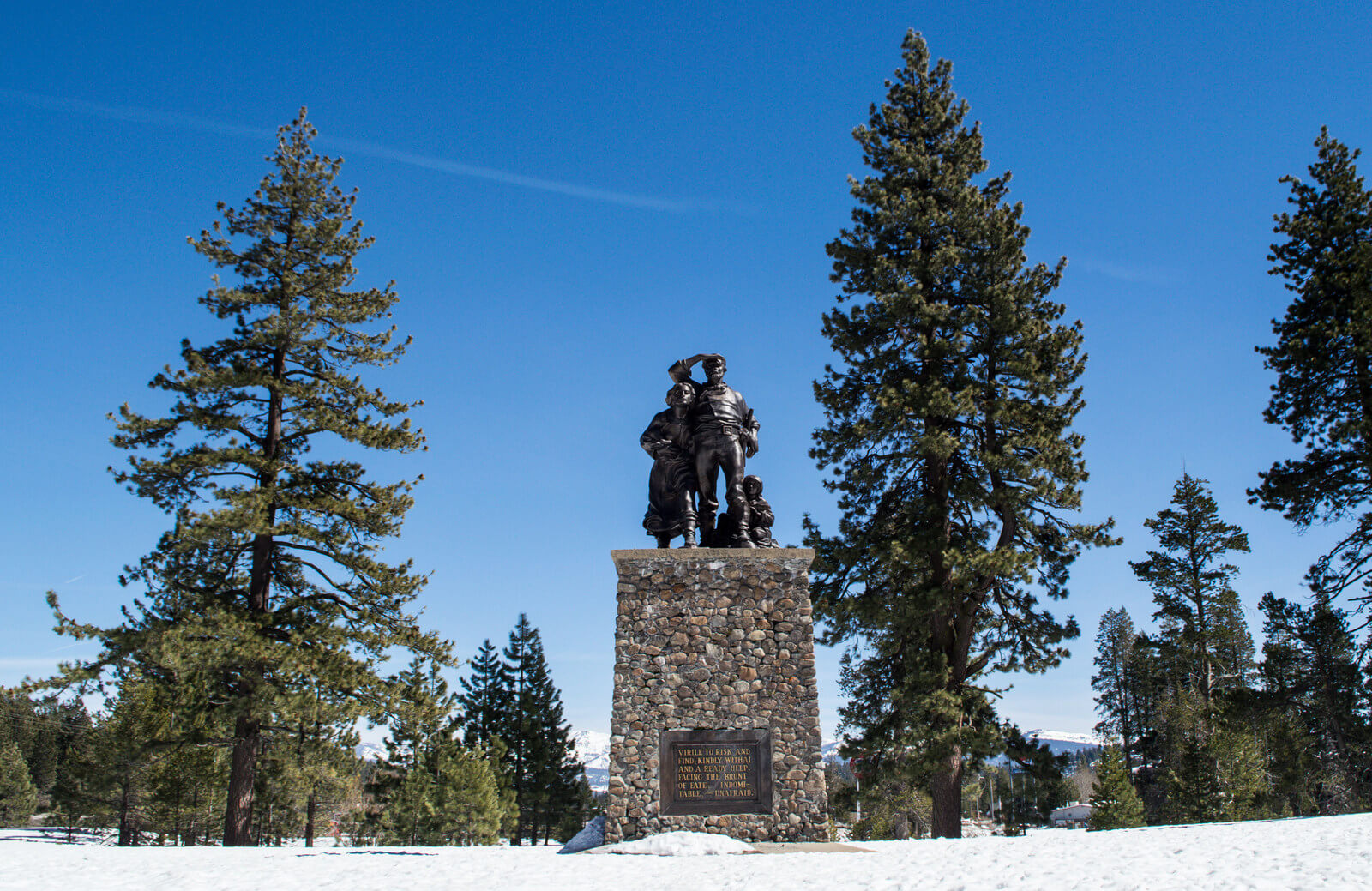 Donner Party history California