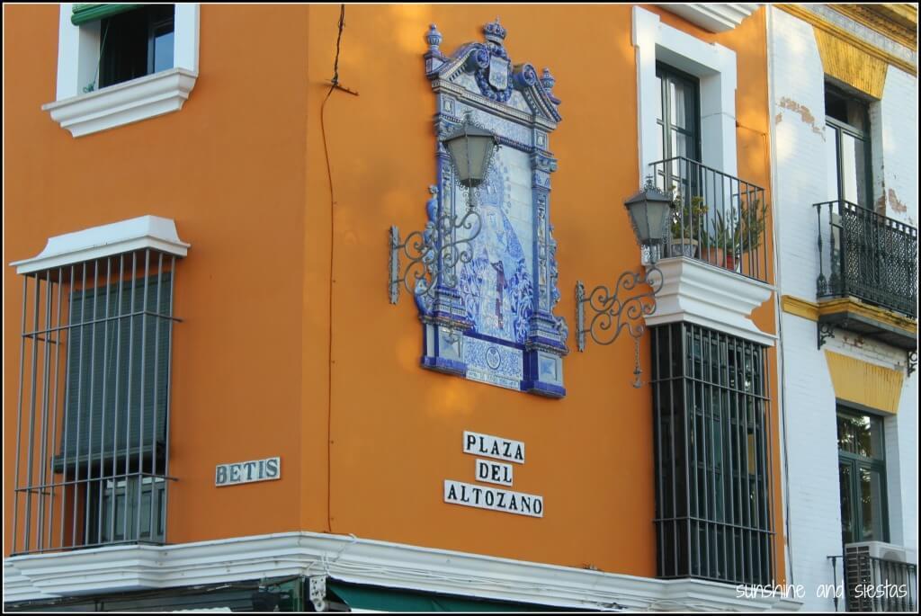 expat life Seville Spain