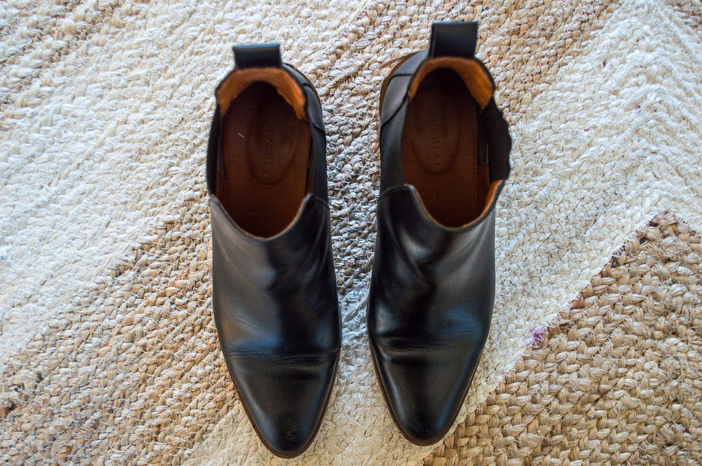 Everlane shoes review: Everlane heel boots