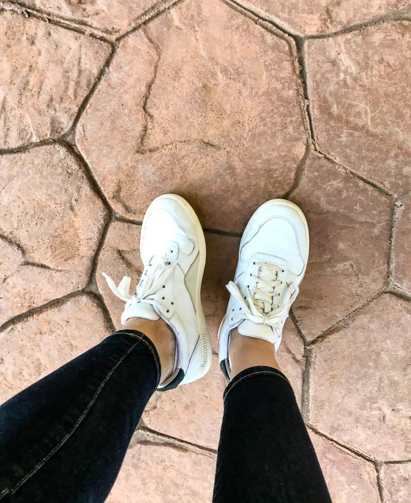 A review Everlane Tread \u0026 Court Sneakers