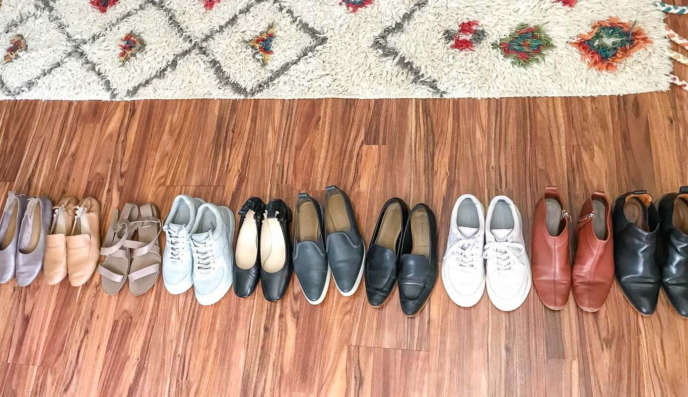 Everlane Shoes Review: 18 styles!