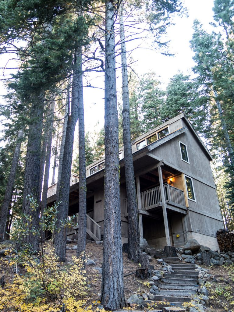 best Airbnb for families near Tahoe