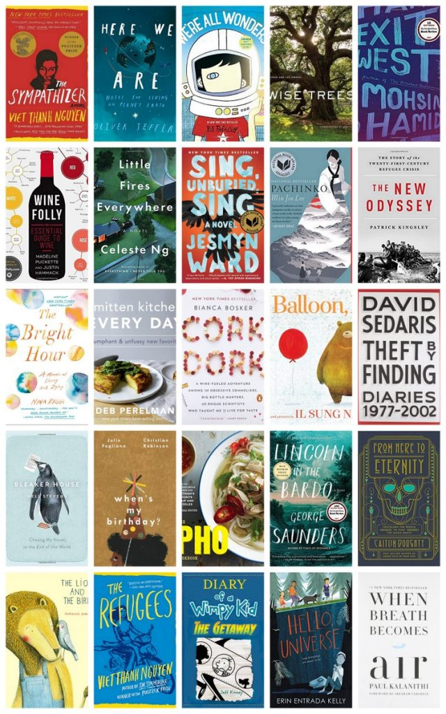 Books to Read 2018