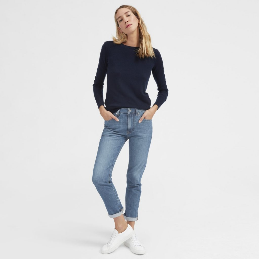 Everlane Denim Review