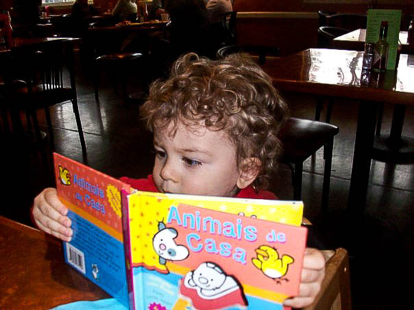 How to get kids interested in reading