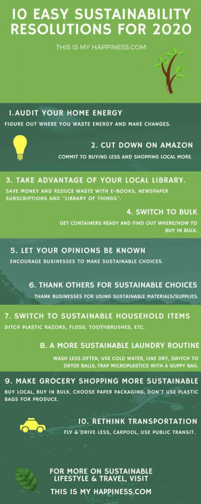 Image result for 10 ways to go green in 2020