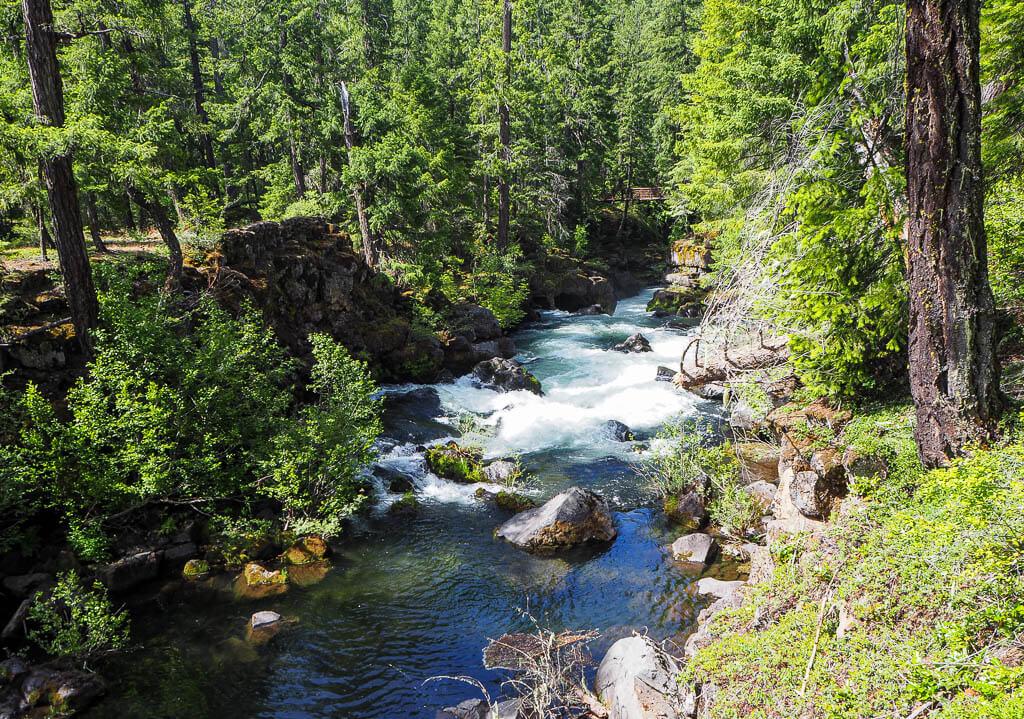 Southern Oregon road trip